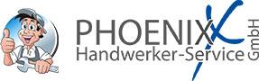 Logo der PHOENIXX Handwerker-Service GmbH in Moers